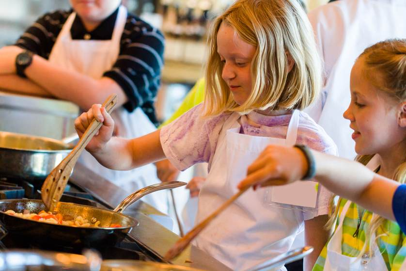 Cooking classes With ABC Chefs