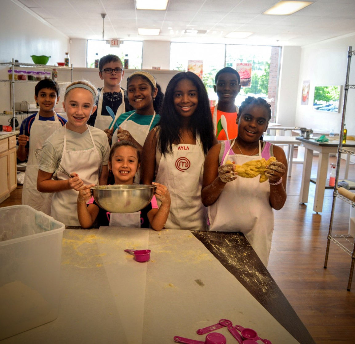 summer camp abc chefs