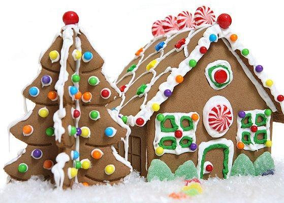 Gingerbread House Workshop Ages And Up W Caregiver Saturday - Christmas gingerbread house