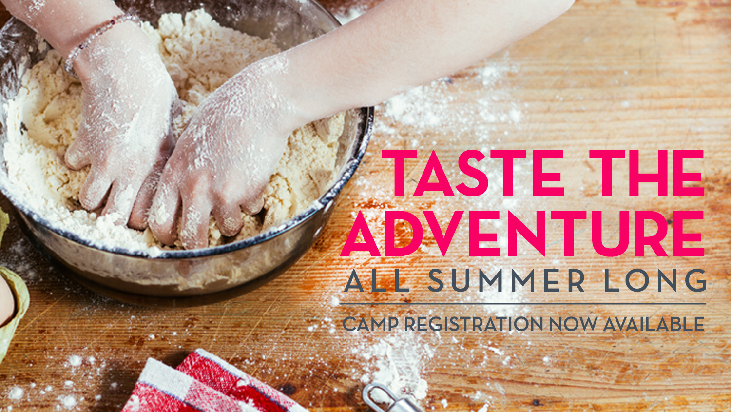 Summer cooking camp 2018 ABC Chefs
